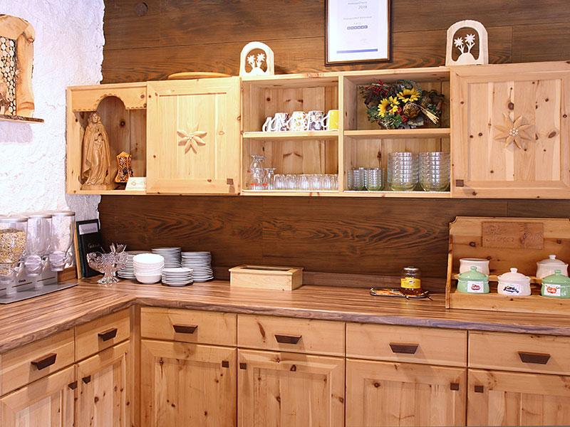 Frühstücksbuffet - Alpengasthof Bärenbad
